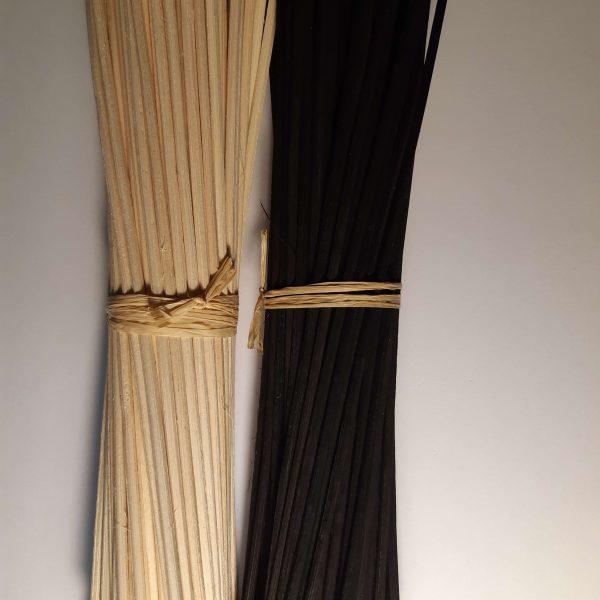 Ротанговые палочки(черные) для диффузора(100 штук)