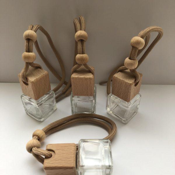 Флакон для аромаконцентрата №2 (цвет бежевый) 5-7 мл (упаковка 20 штук)